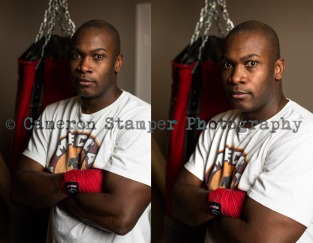 photography muay thai instructor